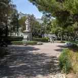 The Jardin de la Colline du Puget